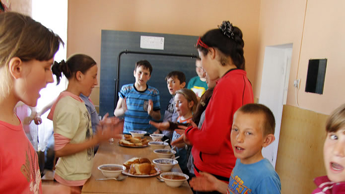The Moldova Meal-Deal for Children