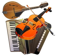 Musical Instruments Required